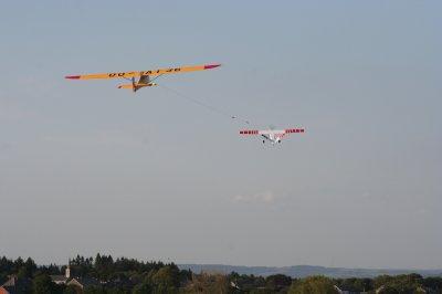 Premier vol de Gruno Baby dee nath ce 23/08/2011