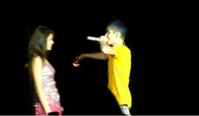 Justin Bieber le petit Amis De selena Gomez a été d'un romantisme pour son anniversaire <3