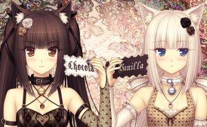 Les personnages de Neko Paradise