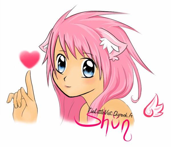 Dessin à l'occasion de la Saint Valentin 2011 (: