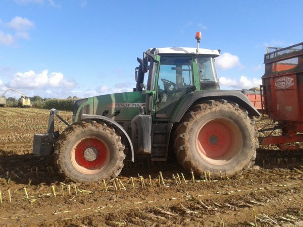 ensilage ge 2012 gros chantier
