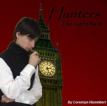 Hunters the fist Story of Corentyn beging
