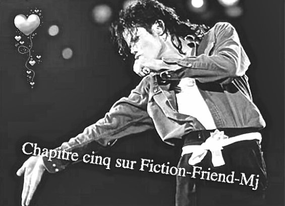 ₪ Chapitre cinq ₪