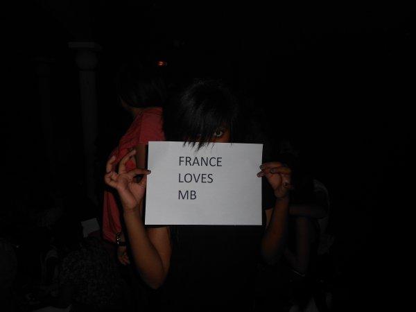 Mindless Behavior France Love MB