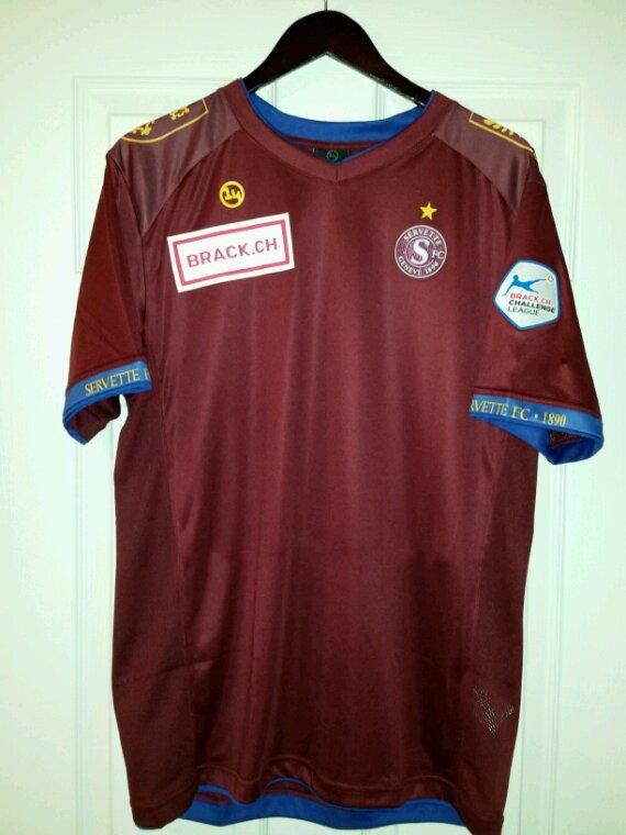 Servette FC 16/17