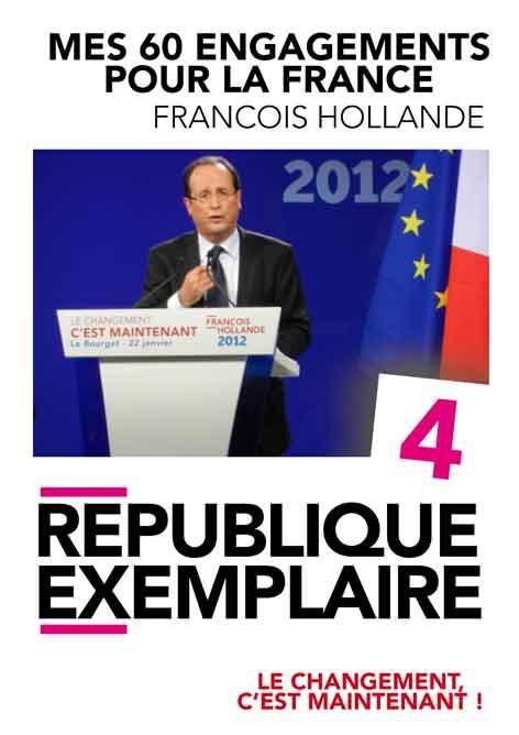 [PRESIDENTIELLE 2012] : Analyse et decryptage du Programme de François Hollande, candidat socialiste!