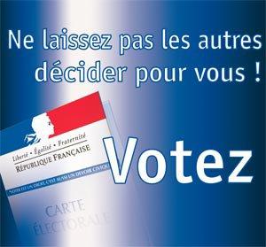 Pourquoi est-il si indispensable de voter ce Dimanche 10 Juin 2012?