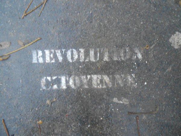 Une révolution citoyenne à (re)construire !