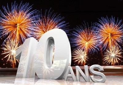 ***10 ans de blog***