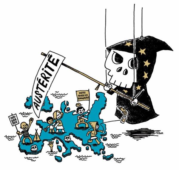 Pourquoi je ne voterais pas aux élections Européennes? Par Jérémy GALET