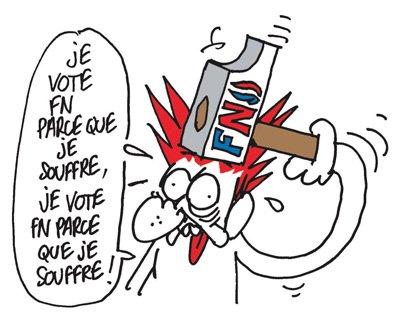 TENDANCE : APRES LES EUROPEENES J'AI MAL A LA FRANCE...