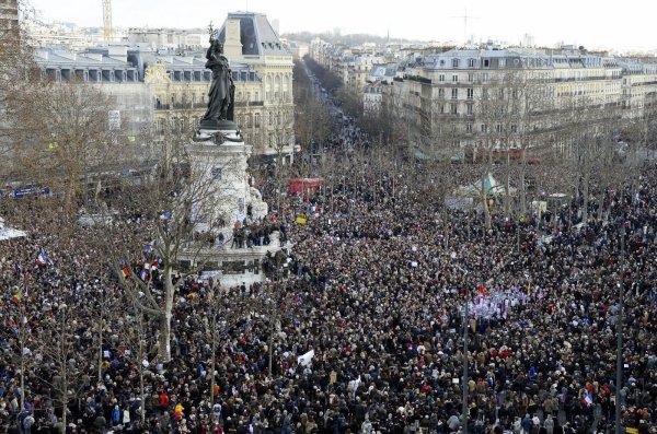 Que reste t-il de la Marche Républicaine du 11/01/2015?
