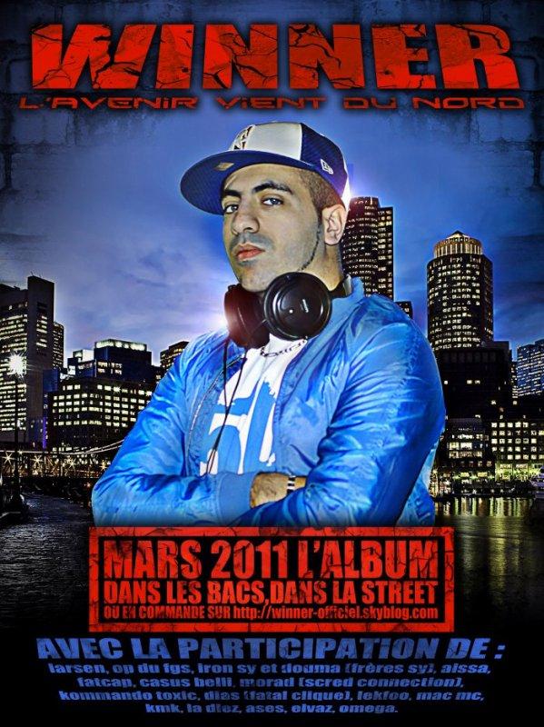 """.:::. Winner (Waziers 59) ::  """"L'Avenir vient du NORD""""  :: L' Album est enfin sorti !!  .:::."""