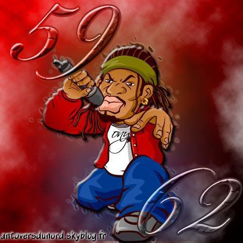 Rap du N.O.R.D (59-62)