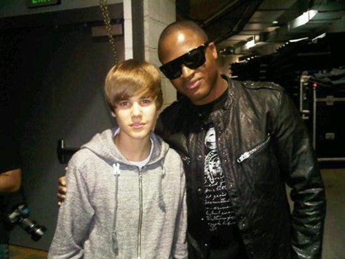 Justin Bieber - Taio Cruz - Duo en vue