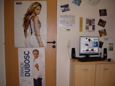 présentation de ma chambre 2