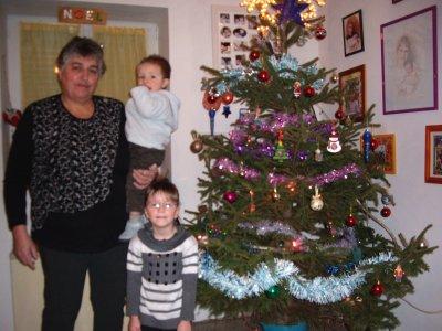 Noël et nouvel an 2010