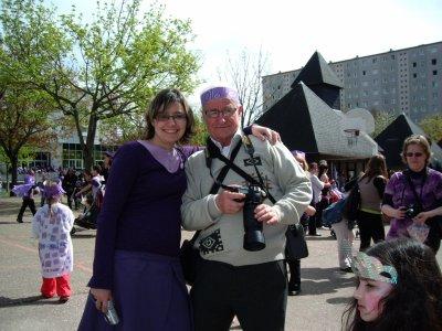 carnaval et Garches
