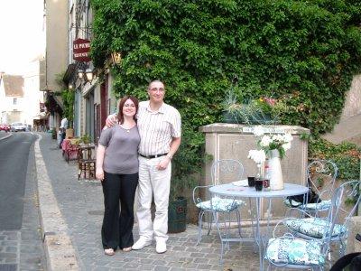 Solène à Chartres 2011