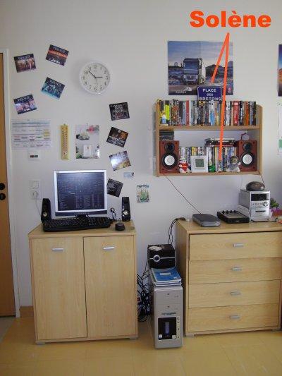 chambre avant déménagement
