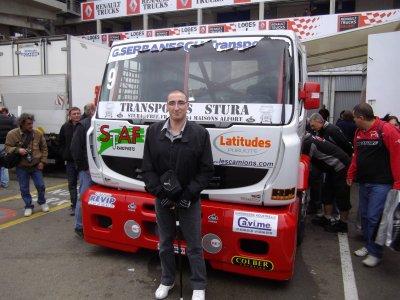 24h du Mans camions 2011