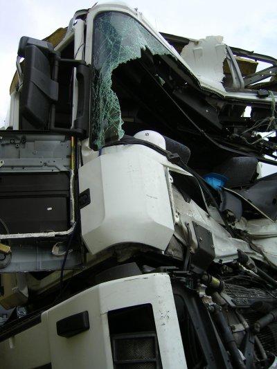 Rétrospective des étapes, 5 ans après l'accident