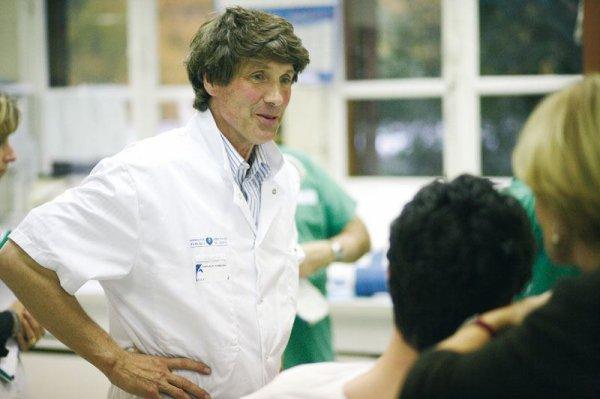 2eme opérations pour l'hématome, mai 2012