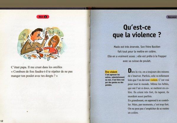 La violence verbale donc psychologique x4, Janvier/Février 2014 mon E.M.I bientôt avéré, Etat Modifier de Conscience, Cinquième pouvoir