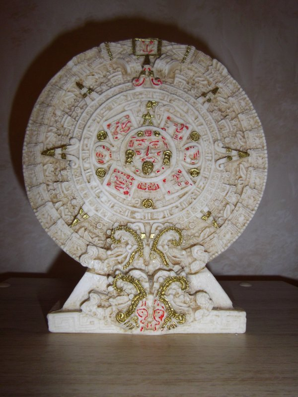 """Retour au source via Keny Arkana - je m'barre, Les 3 types de temps, mon organisation de travail, l'organisation de """" Ma Vie """", mon interprétation du calendrier Mayas, Qu'est-ce qu'un chakra ?"""