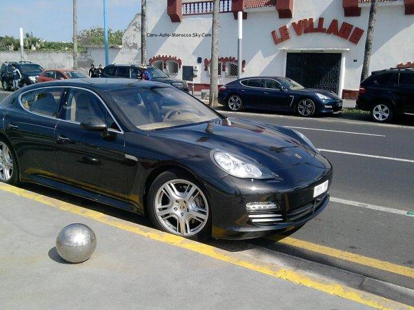 Porsche Panamera 4/s