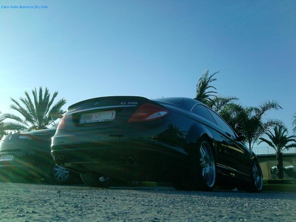 Brabus  CL500