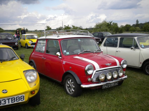 NANCY MINI CLUB le 22/05/11 A HAUSSONVILLE (54)