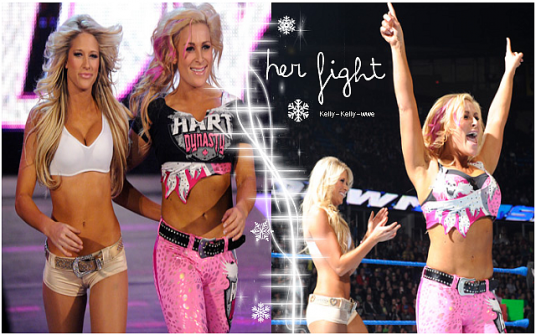 22/10 » Kelly Kelly & Natalya vs Unified Divas Champions LayCool  ❈ Winners : Kelly et Natalya    ici