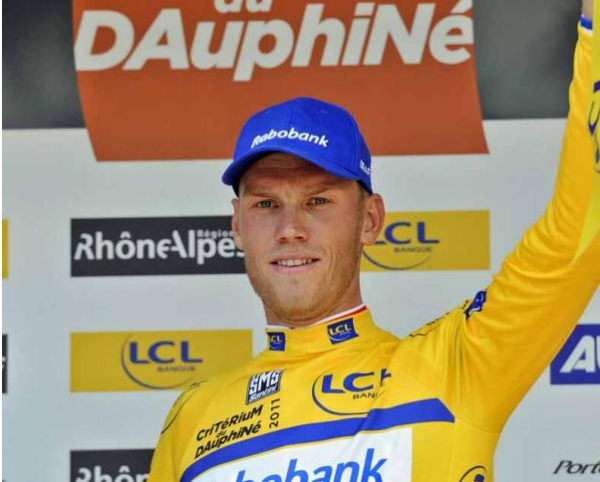 Critérium du Dauphiné: Et Boom !
