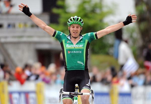 Critérium du Dauphiné: Kern s'impose en solo !