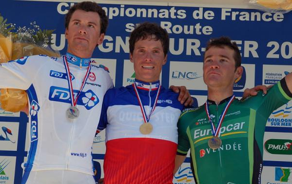 Championnats de France: Chavanel au bout du rêve !