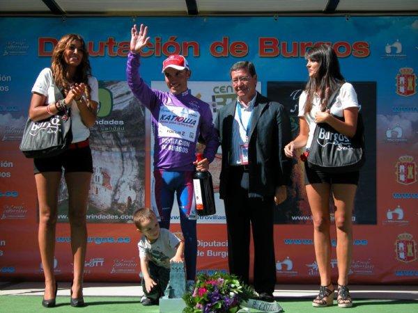 Résultats: Tour de Burgos
