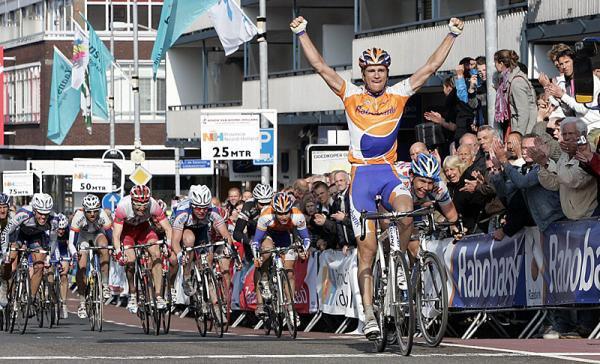 Dutch Food Valley Classic: Aujourd'hui, c'était lui le Bos !