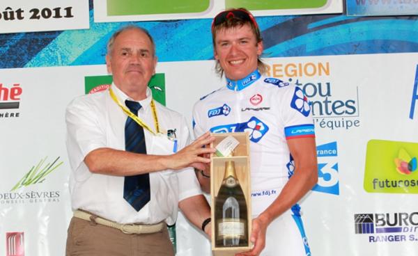 Tour du Poitou-Charentes: Hutarovich en patron !