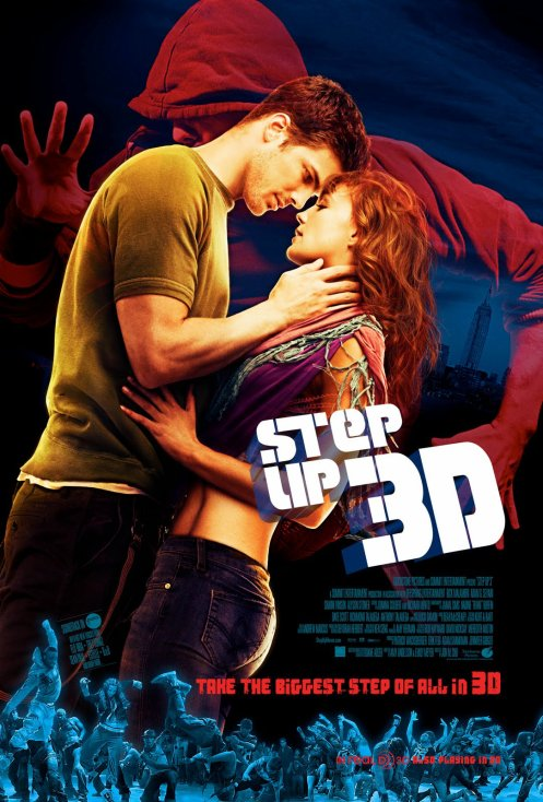 Sexy Dance 3D (STEP UP 3D) - Wisin y Yandel - Irresistible (BOF CLIP 2010)