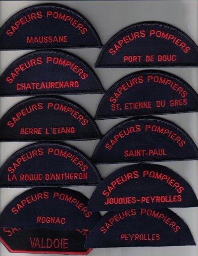 ecussons ,pucelles de France