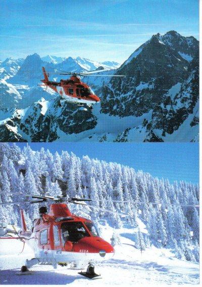la garde aeerienne suisse  actuel  Rega