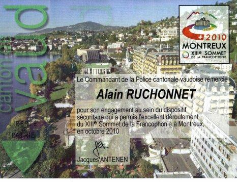 poste aux francophonie montreux 2010