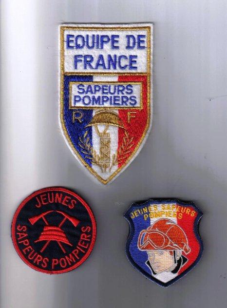 ecussons de France