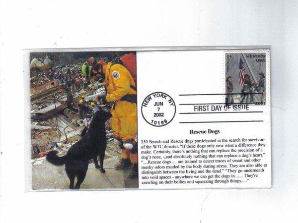 rescue dogs  du 11   septembre  Allez voir le site de SEMPER -FIDELIS-54110