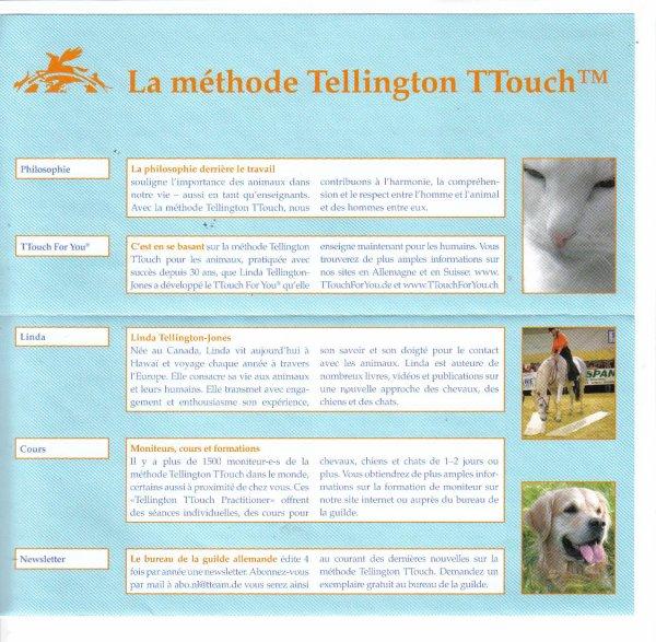 TellingtonTTouch   pour humain  et vos compagnons a 4 pattes  (speciale pour Cobra)