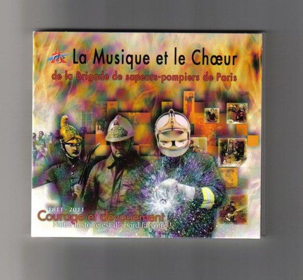 cd musique brigade PARIS
