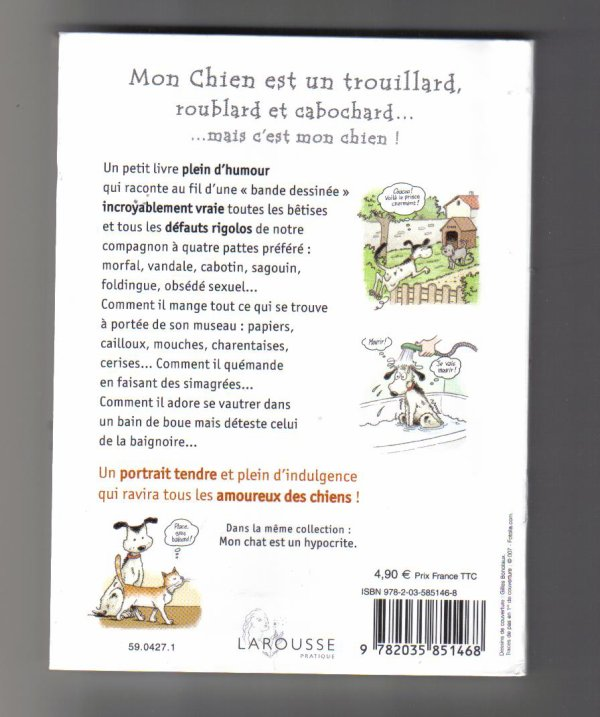 bande  dessinee     humour canin