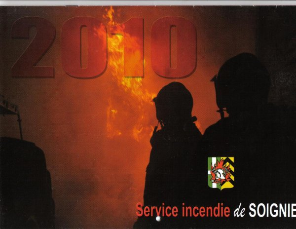 Calendriers  Soignies   2010  2011  2012