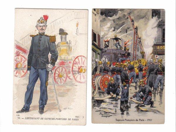 Pompiers de Paris ,2